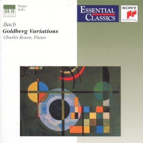 Bild 1: Bach, Goldberg variations, BWV 988 (Sony) Charles Rosen
