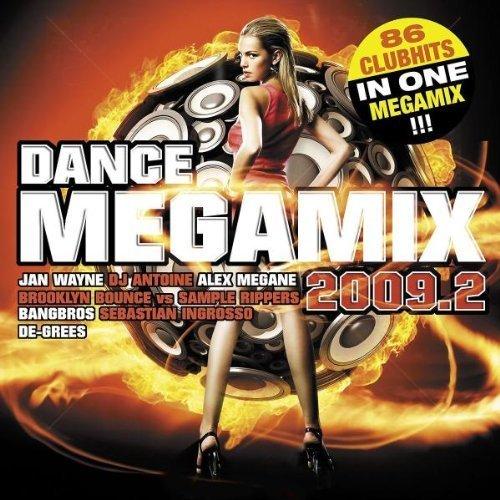 Bild 1: Dance Megamix 2009.2 (MORE), Mark'Oh, De-Grees, Manuel Varela, Kindervater, Alex Megane..