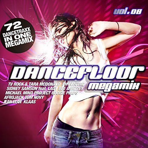 Bild 1: Dancefloor Megamix 6 (2010), Dany P-Jazz, Fedde Le Grand, Rewinder, Bingo Players, Radio Killer..