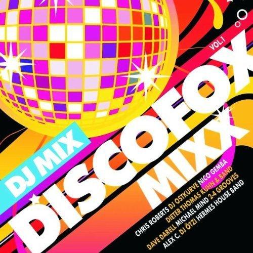 Bild 1: Discofox Mixx 1 (2008, MORE), Nico Gemba, Michaela, Mr. Roger, Sandy Wagner, Neue Zeiten..