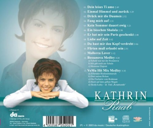 Bild 2: Kathrin Raab, Dein leises Ti amo (2003)