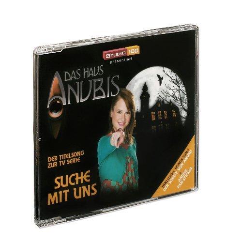 Bild 1: Das Haus Anubis, Suche mit uns (2010; 2 tracks)