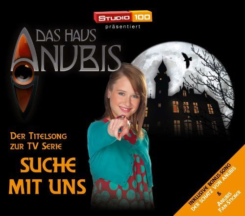 Bild 3: Das Haus Anubis, Suche mit uns (2010; 2 tracks)
