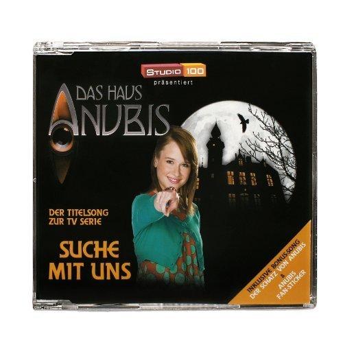 Bild 4: Das Haus Anubis, Suche mit uns (2010; 2 tracks)