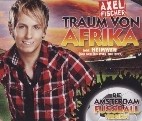 Bild 1: Axel Fischer, Traum von Afrika-Die Amsterdam Fussball Version (2010; 2 tracks)