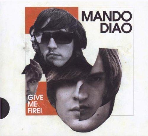 Bild 1: Mando Diao, Give me fire (2009, slidecase)