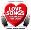 Love Songs to make you feel good, Ronan Keating, Take That, Rembrandts, Westlife, Katie Melua..