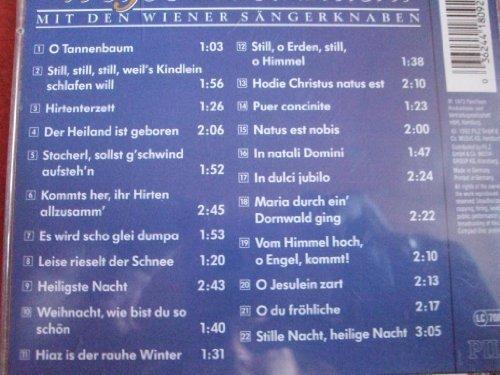 Bild 2: Wiener Sängerknaben, Weisse Weihnacht mit den (1973/92)