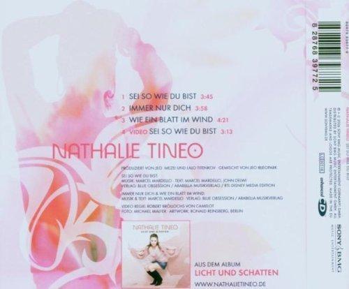 Bild 2: Nathalie Tineo, Sei so wie du bist (2006)