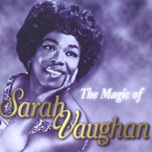 Bild 1: Sarah Vaughan, Magic of (1998)