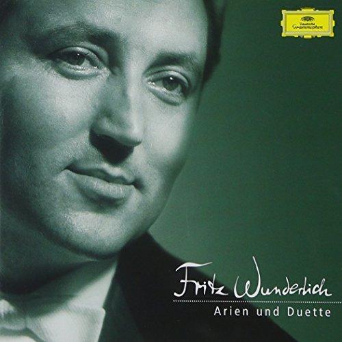 Bild 1: Fritz Wunderlich, Arien und Duette (2003, Universal)