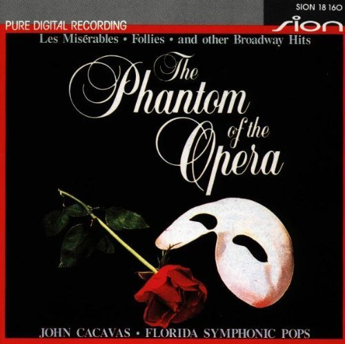 Bild 1: John Cacavas, Phantom of the opera und weitere Broadway hits (1990, & Florida Symphony Pops)