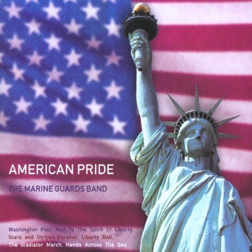 Bild 1: Marine Guards Band, American pride (2002)