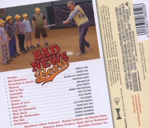 Bild 2: Bad News Bears (2005), Simple Plan, Senses Fail, Phantom Planet, Ben Kweller..
