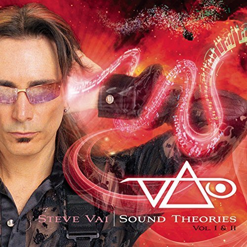 Bild 1: Steve Vai, Sound theories 1 & 2 (2007)