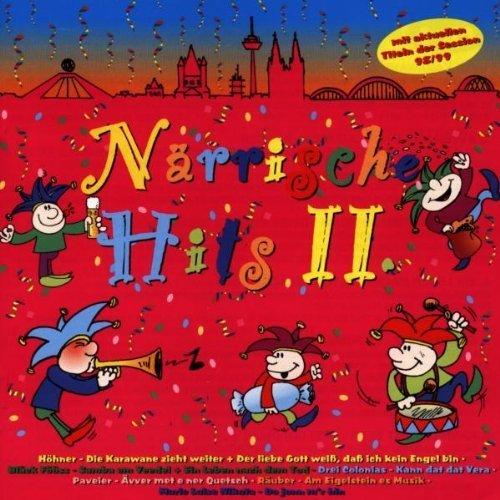 Bild 1: Närrische Hits 2 (1998, EMI), Höhner, Paveier, De Räuber, Bläck Fööss, Drei Söck..