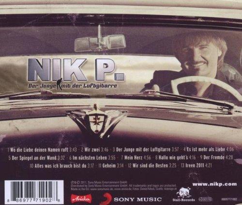 Bild 2: Nik P., Der Junge mit der Luftgitarre (2011)