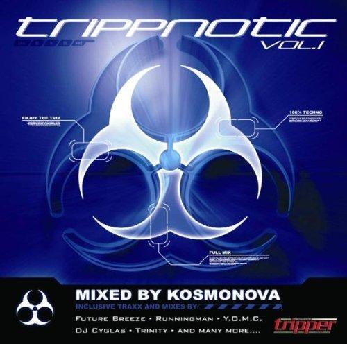 Bild 1: Kosmonova, Trippnotic 1 (mix)