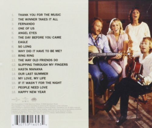 Bild 2: Abba, Classic (compilation, 18 tracks, 2010)