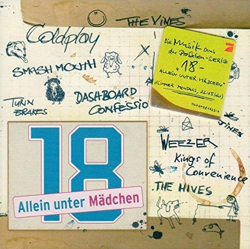 Bild 1: 18 allein unter Mädchen (2004, Pro7), Dashboard Confessional, Hives, Lostpatrol..