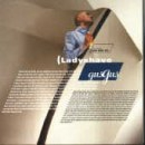 Bild 1: Gus Gus, Ladyshave-CD1 (1999, UK, digi)