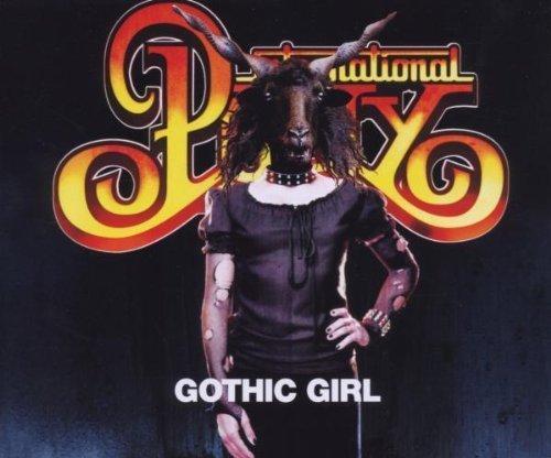 Bild 1: International Pony, Gothic girl (2006; 2 tracks)