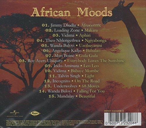 Bild 2: African Moods (2000), Jimmy Dludlu, Loading Zone, Vidima, Theo Nhlengethwa..