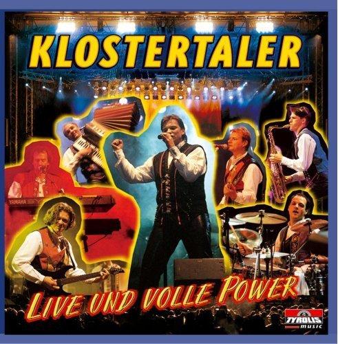 Image 1: Klostertaler, Live und volle Power
