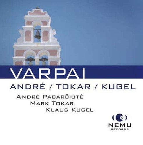 Bild 1: André (Pabarciute), Varpai (2010, & Mark Tokar, Klaus Kugel)