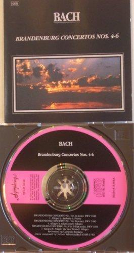 Bild 1: Bach, Brandenburg concertos Nos. 4-6 Camerata romana