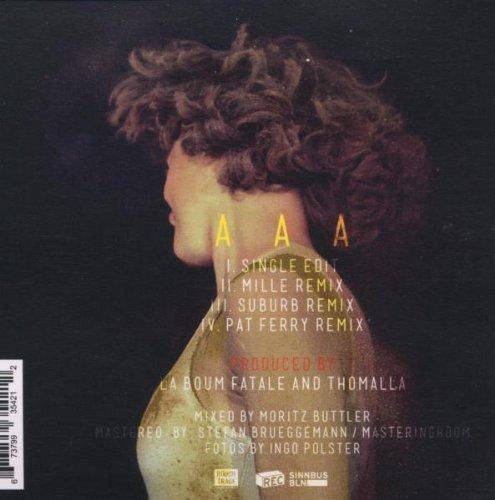 Bild 2: La Boum Fatale, Aaa (4 versions, cardsleeve)