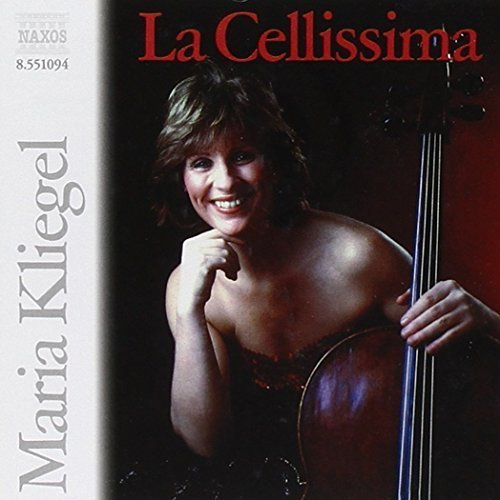 Bild 1: Maria Kliegel, La Cellissima (2002)