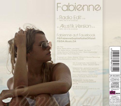 Bild 2: Fabienne, Summerlove (Radio/Acoustic)