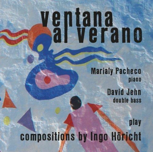 Bild 1: Marialy Pacheco, Ventana al verano-Compositions by Ingo Höricht (2013, & David Jehn)