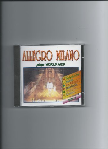 Bild 1: Allegro Milano, Plays world hits 3