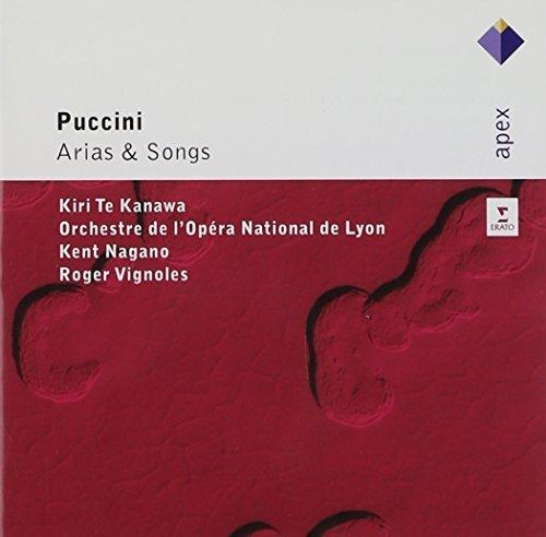 Bild 1: Puccini, Arias & songs (Apex) Kiri Te Kanawa, Orch. Opera National de Lyon/Nagano/Vignoles