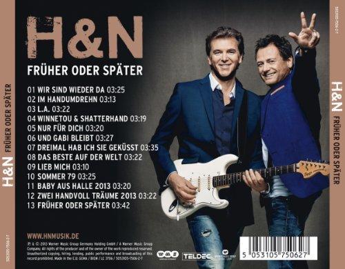 Bild 2: H & N, Früher oder später (2013)