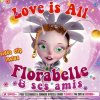 Florabelle, Love is all (2007, cardsleeve, & ses Amis)