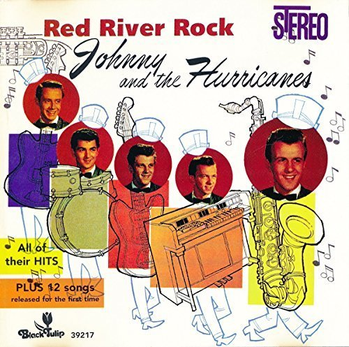 Bild 1: Johnny & The Hurricanes, Rock 'n' roll forever (16 tracks, 2002)