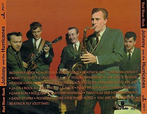Bild 2: Johnny & The Hurricanes, Rock 'n' roll forever (16 tracks, 2002)