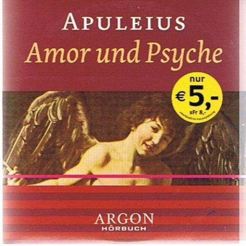 Bild 1: Apuleius, Amor und Psyche (2003, cardsleeve, Sprecherin: Barbara Becker)