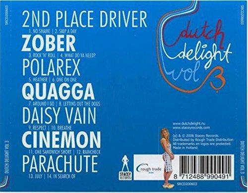 Bild 1: Dutch Delight 3 (2006), 2nd Place Driver, Zober, Polarex, Quagga, Daisy Vain..