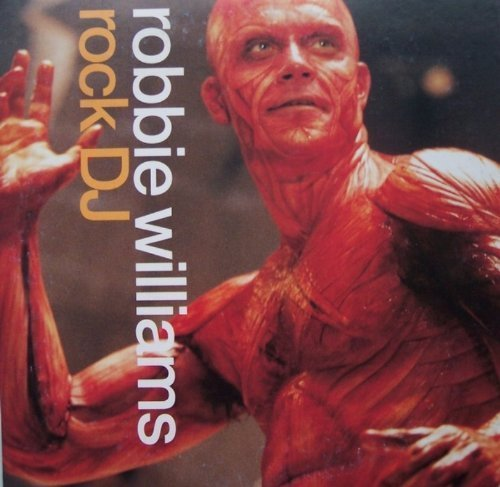 Bild 1: Robbie Williams, Rock dj (2000, #8892332, cardsleeve)