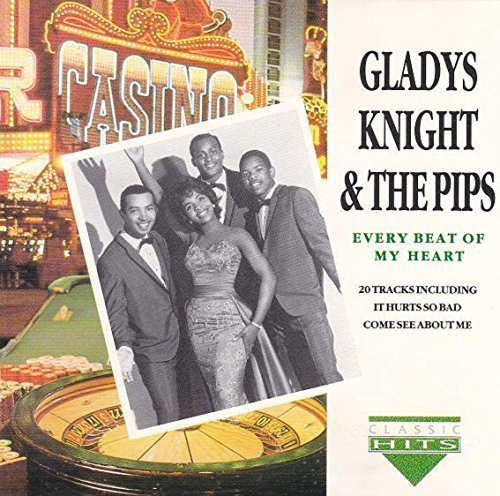 Bild 1: Gladys Knight & The Pips, Every beat of my heart (compilation, 20 tracks, Charly)
