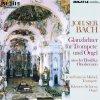 Bach, Glanzlichter für Trompete und Orgel aus der Basilika Ottobeuren (Audite, 1985) Jean Françoise Michel, Klemens Schnorr