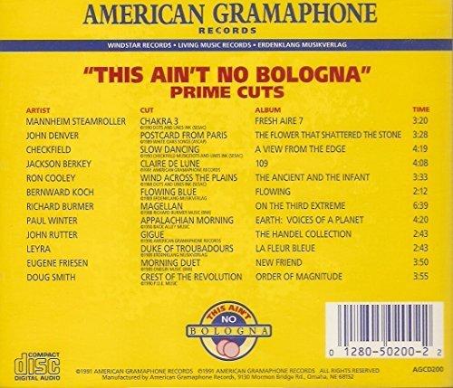Bild 2: This ain't no Bologna (1991), Mannheim Steamroller, John Denver, Checkfield, Jackson Berkey, Ron Cooley..
