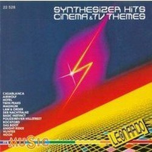 Bild 1: Leonardo, Synthesizer hits-Cinema & tv themes (1993)