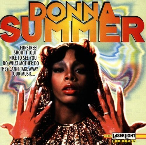 Bild 1: Donna Summer, Same (9 tracks, 1994, Laserlight)