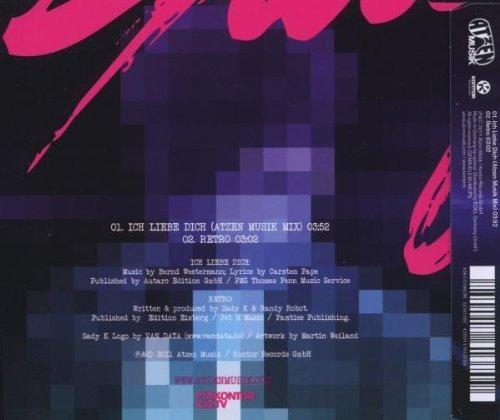 Bild 2: Sady K, Ich liebe dich (2011; 2 tracks)
