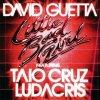 David Guetta, Little bad girl (2011; 2 versions, cardsleeve, feat. Taio Cruz, Ludacris)